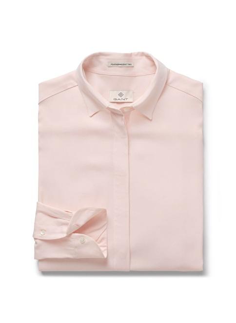 Gant Uzun Kollu Gömlek Pembe